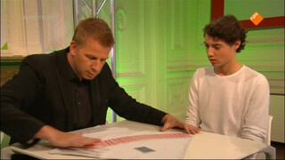 Zapp Magic Battle - Sascha Visser Vs Niek Roozen