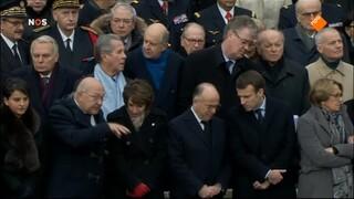 Nos Journaal 2000 - Nos Journaal Herdenking Parijs