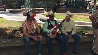 3 Op Reis: Mexico