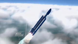 Race naar de ruimte