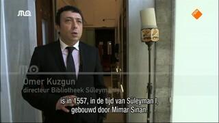 Süleymaniye manuscripten Bibliotheek