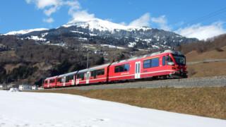 Rail Away - Rail Away: Zwitserland Davos