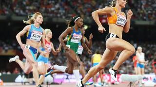 Sportvrouw van het jaar: Dafne Schippers