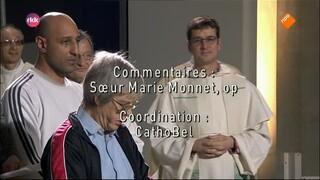 Eucharistieviering - Eurovisieviering Marche-en-famenne, België