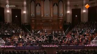 Koninklijk Concertgebouworkest speelt Stravinsky's 'De Vuurvogel'