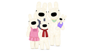 Casper & Lisa - Lisa's Kleine Zusje
