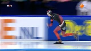 NOS Studio Sport Schaatsen KPN NK Afstanden Heerenveen