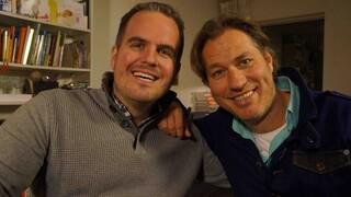 De Wandeling Niek van den Adel: Ik ben gelukkiger dan voor het ongeluk