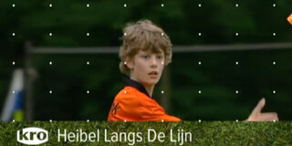 Heibel langs de lijn
