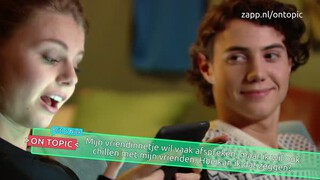 Britt en Niek on topic - Vriendin of vrienden
