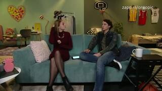 Britt en Niek on topic - Verliefd op oudere jongen