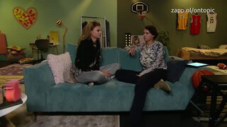 Britt en Niek on topic - Eten