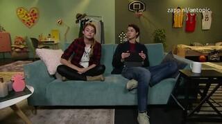 Britt en Niek on topic - Opgehaald worden