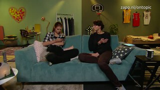 Britt en Niek on topic - Agenda
