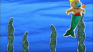 Hoelahoep Onder water