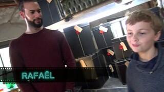 De Magische Winkel - Vlog Rafaël & Kariem Ahmed
