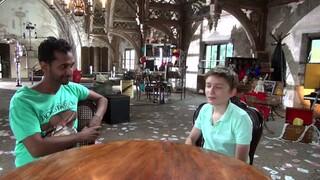 De Magische Winkel - Vlog Ilya & Roman Sudesh