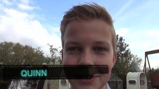 De Magische Winkel - Vlog Quinn – Ronald Moray