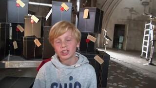 De Magische Winkel - Vlog Sam & Christian Farla