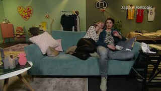 Britt en Niek on topic - Romantisch