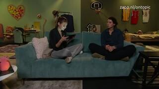 Britt en Niek on topic - Vrienden maken