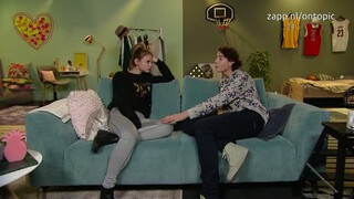 Britt en Niek on topic - Moslim