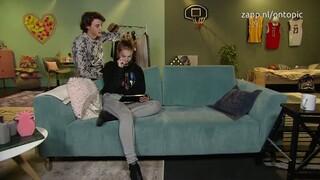 Britt en Niek on topic - Haar verven