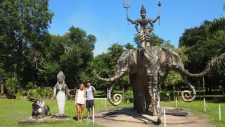 3 Op Reis - Dennis In Australië En Geraldine In Laos