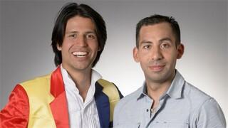 Spoorloos Rodrigo en Matthijs verwisseld als baby's