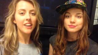 Bizarre milkshakes van Anne en Loulou