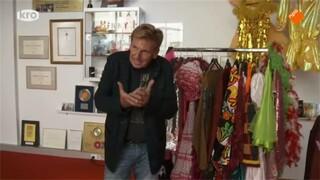 Hennie Huisman in zijn eigen museum