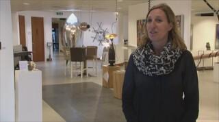 Kunstwerk gemeente Oudewater in Utrecht = weggegooid geld