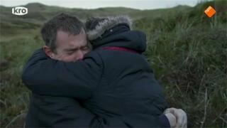 Johan en Ingrid in de duinen