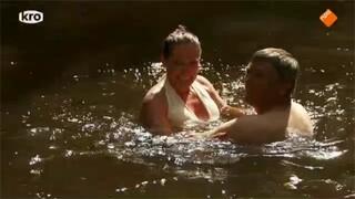 Zwemmen met Wim