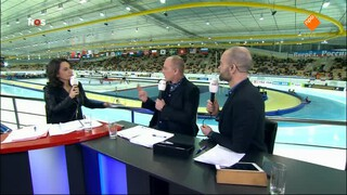 NOS Studio Sport Schaatsen WK Afstanden