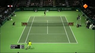 NOS Studio Sport Tennis ABN/AMRO