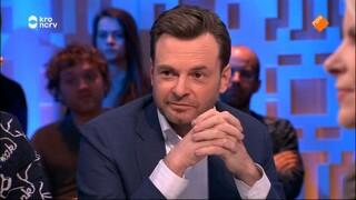 Jinek - Teun Van De Keuken En Maarten Van Rossem