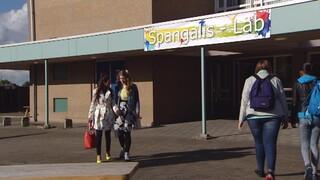 Spangas - Leraren Terugpakken