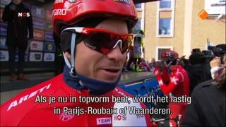 Nos Studio Sport - Wielrennen Omloop Het Nieuwsblad