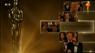 En de Oscar gaat naar...