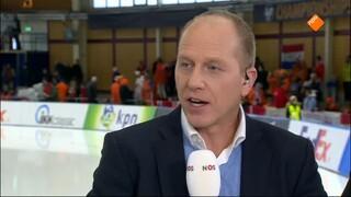 Nos Studio Sport - Schaatsen Wk Allround