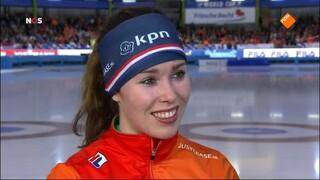 NOS Studio Sport Schaatsen WC finale