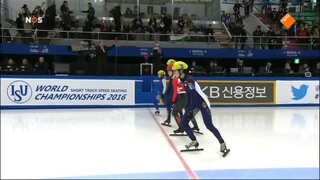 NOS Studio Sport WK Shorttrack