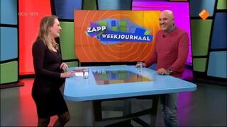 Zapp Weekjournaal Met Nos Jeugdjournaal - 13 Maart 2016