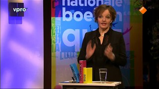 Nationale Boekenquiz 2016