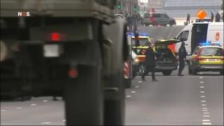 NOS Journaal aanslagen Brussel