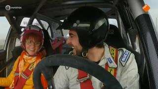 Helma gaat autoracen!