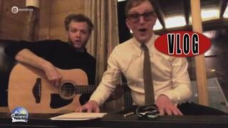 Dave & Arjan vlog: De eerste dag