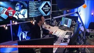 NPO Radio 2 De Zwarte lijst visual radio