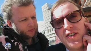 Dave & Arjan vlog: Schapenboerderij en schermvliegen